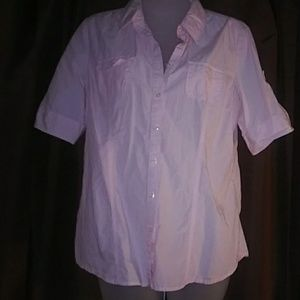 American Eagle button down dress shirt